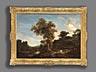 Details: Salomon van Ruysdael, um 1602 Naarden – 1670 Haarlem, zug.