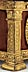 Details: Seltenes italienisches Kästchen mit Buchstabenkombinationsschloss