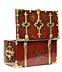 Details: Seltene Chinoiserie-Schatulle der Epoche Louis XIV
