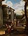 Details: Giovanni Paolo Pannini, 1691 Piacenza – 1765 Rom, zug.