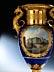 Details: KPM-Vase mit Berliner Stadtschloss