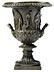 Details: Paar Zoffoli-Vasen