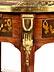 Details: Louis XV-Beistelltisch