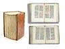 Details: Brevier auf Pergament