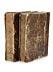 Details: Zwei Originalbände Abbildungen Naturhistorischer Gegenstände