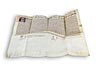 Details: Spanische Abschrift der Papstbulle von Papst Alexander VI