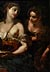 Details: Johann Carl Loth, 1632 München – 1698 Venedig, Nachfolge