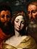 Details: Vincent Sellaer, Südniederländischer Maler zwischen 1538 und 1544 in Mechelen tätig, zug.