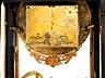 Details: Elegante französische Wandpendule von Thuret