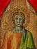 Details: Italienischer Maler des 14. Jahrhunderts aus dem Stilkreis des Andrea da Firenze (gest. 1379)
