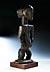 Details: Große männliche Ahnenfigur des Stammes Hemba