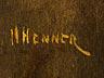 Details: Jean Jacques Henner, 1829 Bernweiler/ Elsass – 1905 Paris