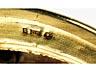 Detail images: Höchst bedeutender historistischer Abendmahlskelch in Feingold