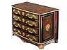 "Detail images: Bedeutende Louis XIV-Kommode mit Boulle-Marketerie, gestempelt ""Sageot"""