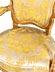 Details: Sechs Louis XVI-Fauteuils