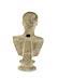 Details: Marmorbüste eines Römers