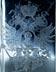 Details: Elegante Fabergé-Schnapsflasche