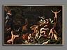 Detail images: Antonio Carracci, 1583 Venedig – 1618 Rom