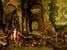 Detail images: Jan Brueghel d. J. und Werkstatt, 1601 Antwerpen – 1678