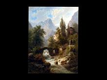 Albert Rieger 1834 Triest - 1905 Wien