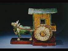 Ochsengespann der Ming-Dynastie