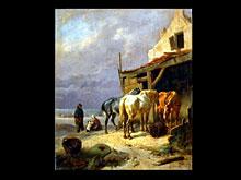 Wouter Verschuur d. Ä. 1812 Amsterdam - 1874 Vorden