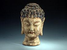 Buddha-Kopf