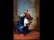 Staatsportrait Wilhelm II.