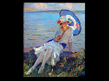 Edward Cucuel  1879 San Francisco - 1954 Los Angeles