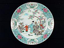 Große chinesische Platte