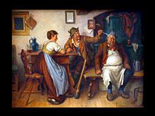Carl Ostersetzer 1865 Prody-1914 Wien