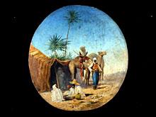 Etienne Dinet  (genannt El Hadj Nacir Ed-Din) 1861 - 1929 Paris