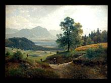Ludwig Sckell 1833 Schloß Berg - 1912 Pasing