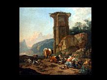Johann Heinrich Roos 1631 Otterberg/Pfalz-1685 Frankfurt am Main