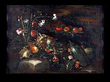 Elisabetta Marchioni,  italienische Malerin der 2. Hälfte des 17. Jhdt.