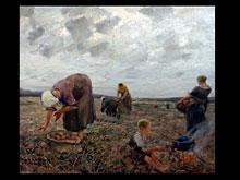 Franz Marx, 1889 Münchner Maler