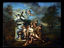Johan Georg Trautmann  1713 Zweibrücken - 1769 Frankfurt am Main zugeschr.