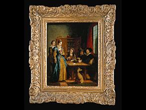Johan Josef Horemans, 1682 - 1759 Antwerpen zugeschrieben.