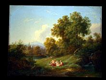 Joseph Altenkopf 1818 Wien - nach 1857 Eisenstadt