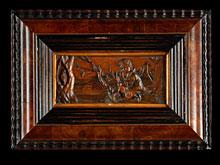 Egerer Schnitz-Reliefbild