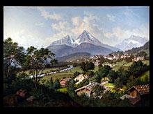 Hubert Sattler geb. 1817 - 1904 Wien