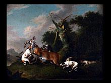Wenzel Ignaz Prasch (Brasch) Prag - 1761 Schwabach