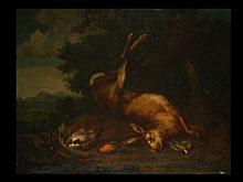 Johann Georg Waxschlunger geb. vor 1720, bis 1725 Münchner Hofmaler