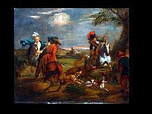 Deutsch-Niederländischer Maler des 17. Jhdts.
