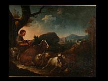 Italienischer Maler des 17./18. Jhdts. In der Art von Rosa da Tivoli