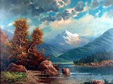 A. G. Schmidt, Münchner Maler des 20. Jhdts.