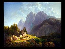 Carl Millner 1825 Mindelheim - 1865 München
