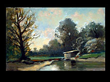 Ludwig Willroider  1845 Villach - 1910 Bernried