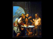 Jacob Jordaens d. Ä.  1593 - 1678 Antwerpen, Nachfolge