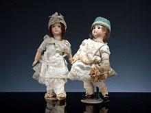 Holländisches Puppen-Pärchen